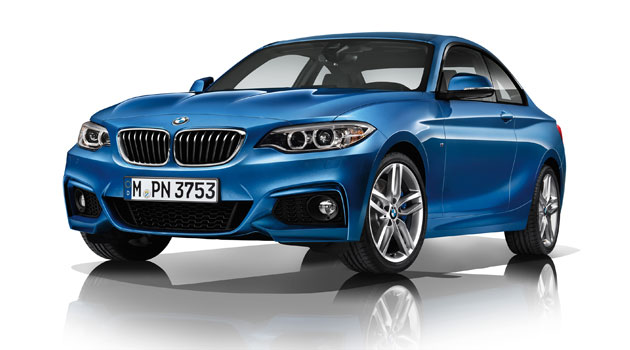 BMW presenta en México el nuevo Serie 2 Coupé