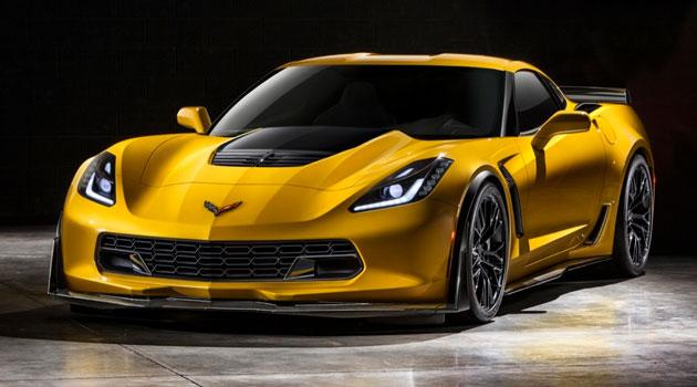 """Corvette Z06, el """"vette"""" más extremo de momento."""