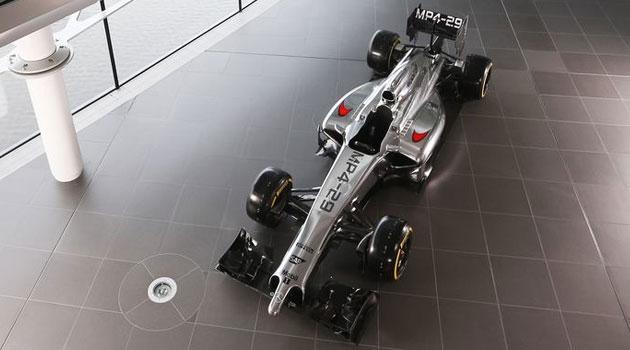 Comienzan a verse los monoplazas de la temporada 2014 de F1