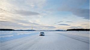 Arvidsjaun_Sweden Test Track