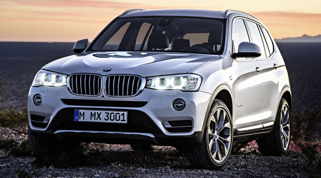 El nuevo BMW X3 mantiene su esencia