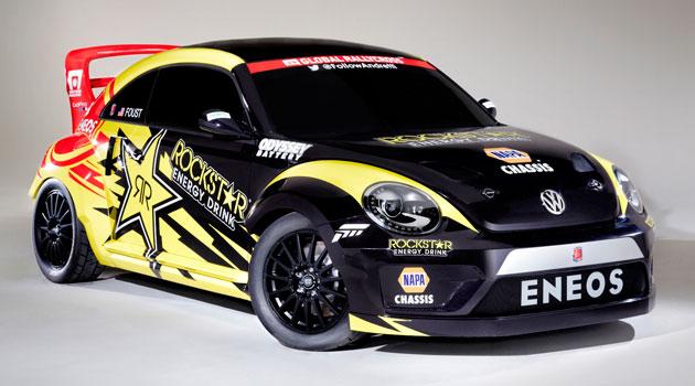 Estreno mundial del Rallycross-Beetle en Chicago