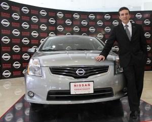 Airton Cousseau, presidente y director general de Nissan Mexicana