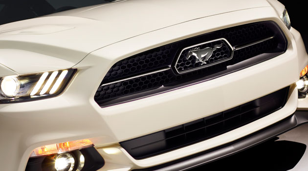 Ford Mustang con Edición Limitada de Aniversario