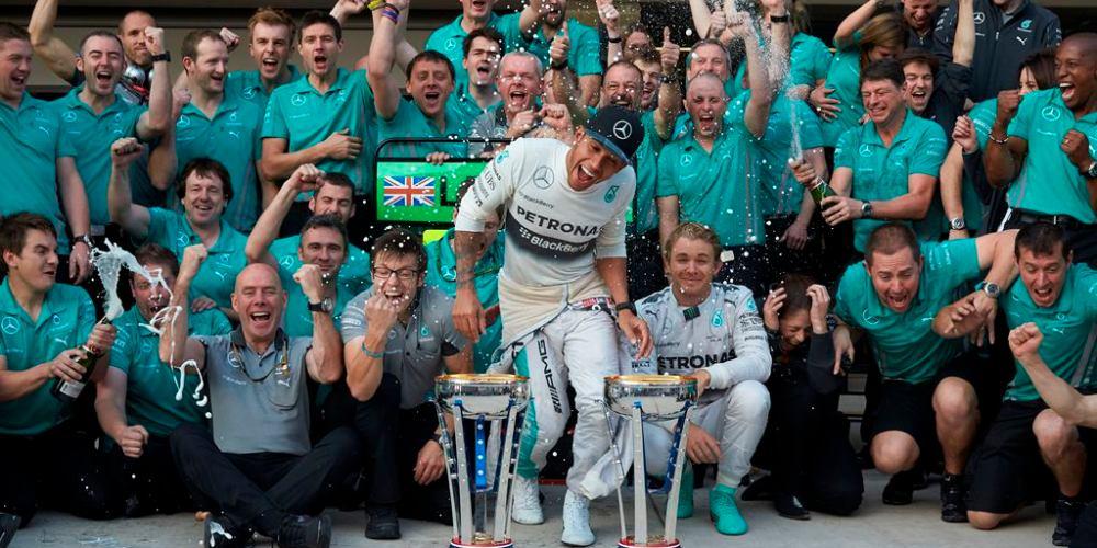 Tras ganar en Austin, Lewis Hamilton se acerca más a ganar el campeonato