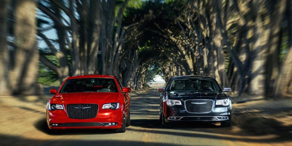 Chrysler 300 2016 en el Autoshow de Los Ángeles