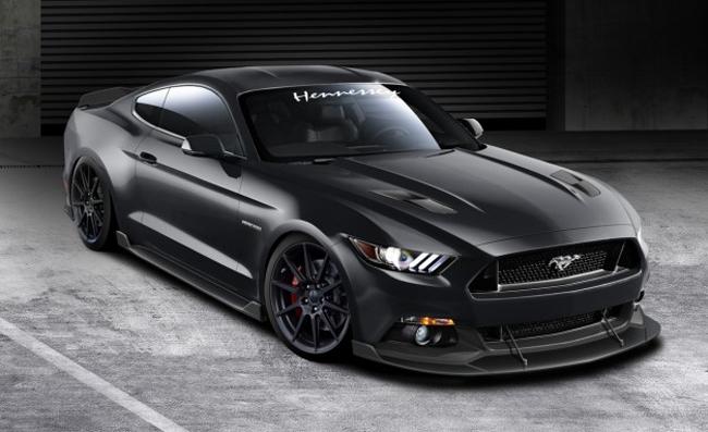 #MartesDeMachine Mustang Hennessey vs Challenger Hellcat