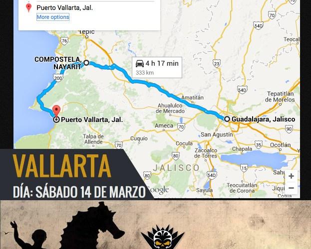 Esta es la ruta del día de hoy en el Rally Harley-Davidson