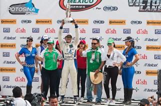 Rubén Rovelo se impuso en la Potosina 200