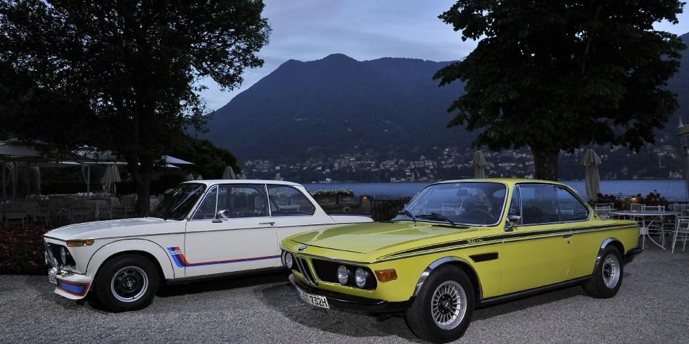 Concorso d´Eleganza Villa d´Este 2015: BMW