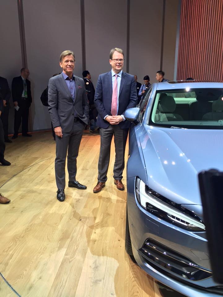 Volvo Detroit RND