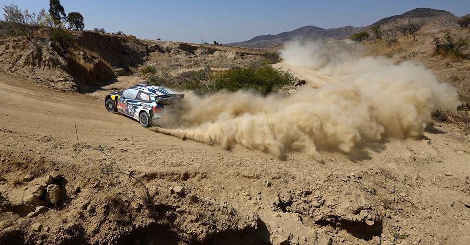 Volkswagen puede hacer historia en el Rally México