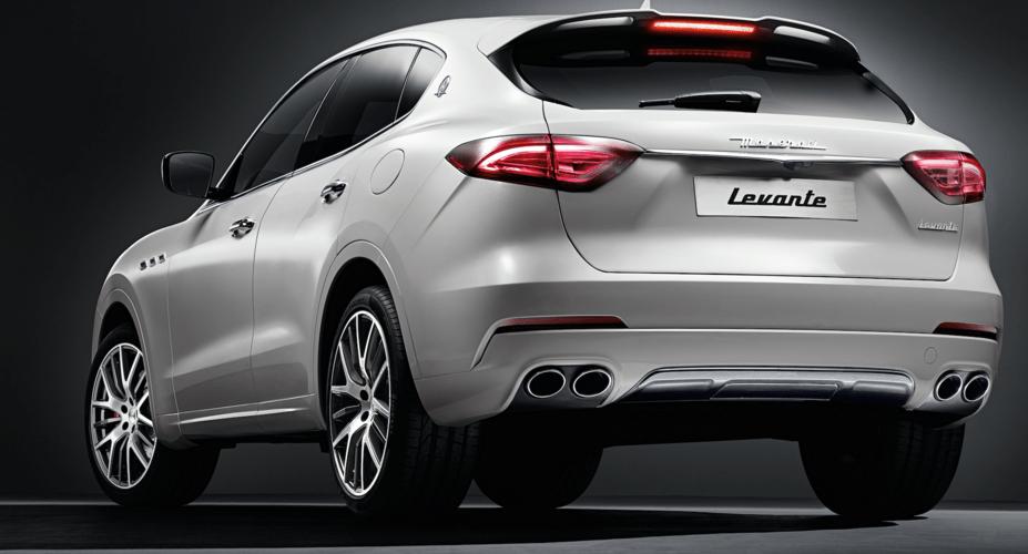 Autoshow de Nueva York 2016, Maserati Levante
