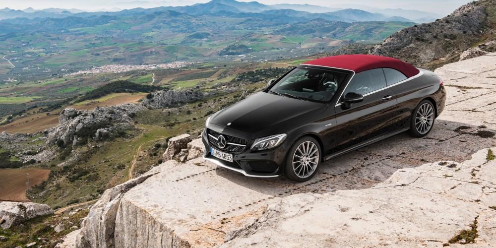 Ginebra, Mercedes-Benz Clase C Cabriolet