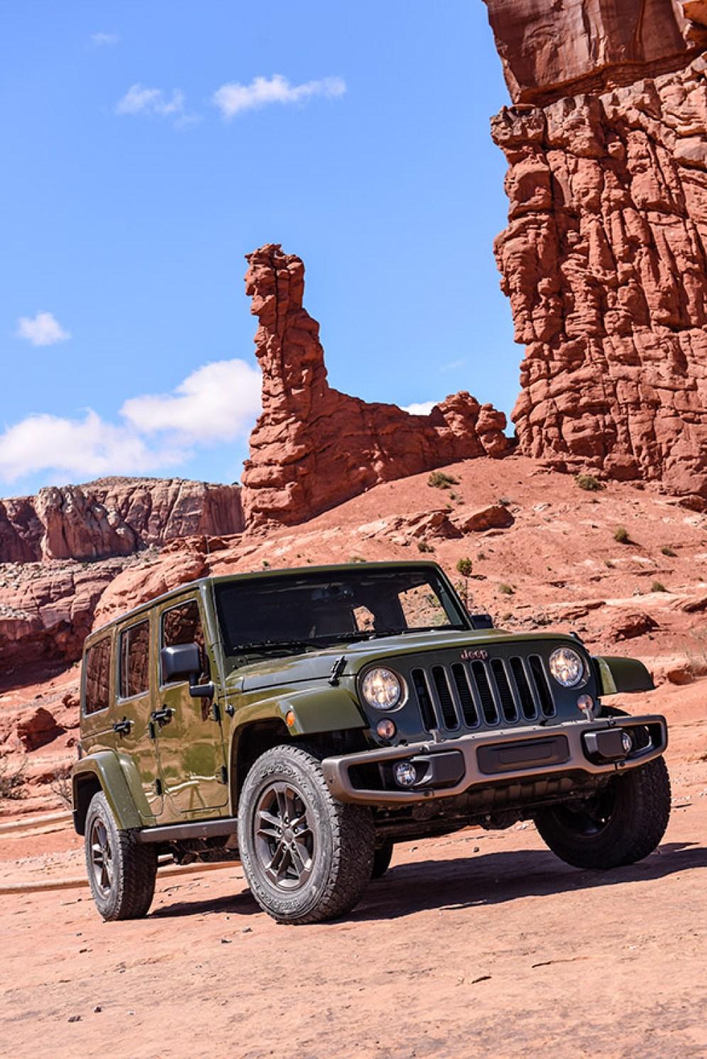 Jeep planes de inversión FCA 6