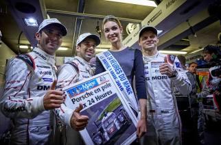 Porsche consigue la pole en la 84a edición de las 24 Horas de Le Mans