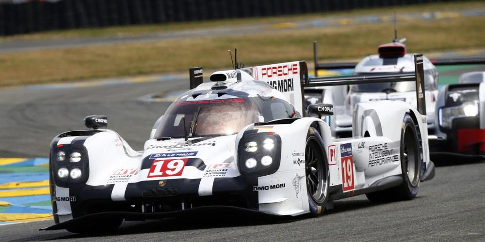 La fiesta de Le Mans en México: Porsche Center