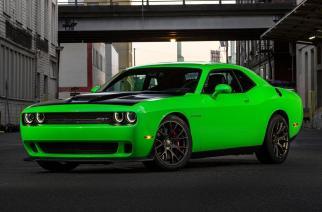 Se filtró el Dodge –Challenger– Demon