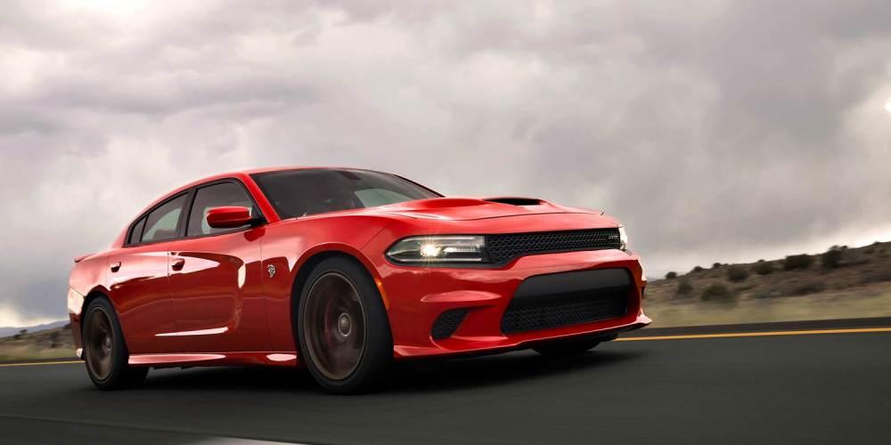Dodge Charger, con muy buenas calificaciones