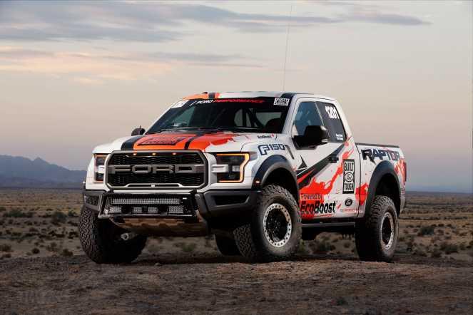 Ford Raptor 2017 5