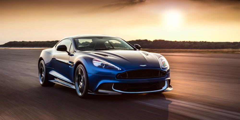 Auto Show de Los Ángeles 2016: Aston Martin Vanquish S