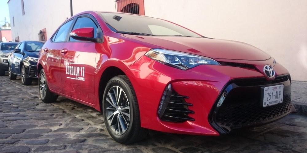 Toyota Corolla 2017 testdrive 9