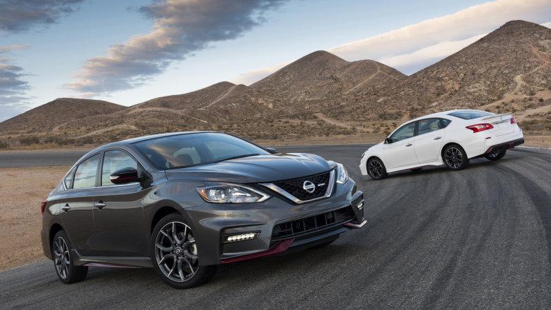 Auto Show de Los Ángeles: Nissan Sentra Nismo