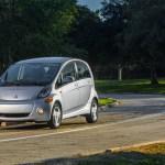 La nueva ola de autos eléctricos Mitsubishi i-MiEV 4