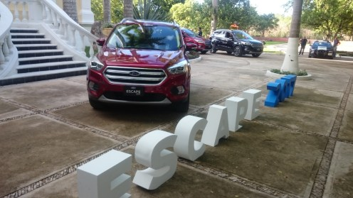 Ford Escape 2017 test-drive 9