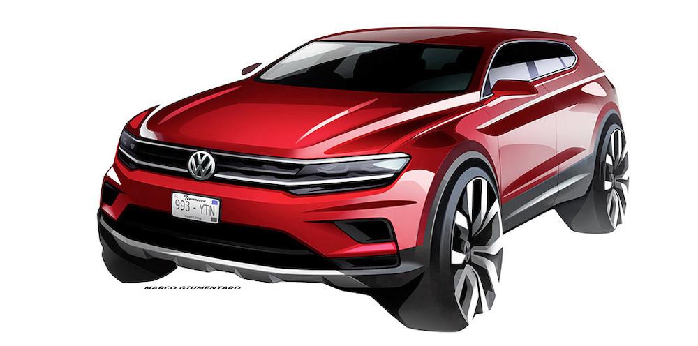 Se calienta Detroit, Volkswagen presumirá de su nuevo Tiguan
