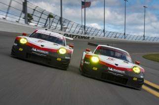 Porsche debutará al 911 RSR en las 24 Horas de Daytona
