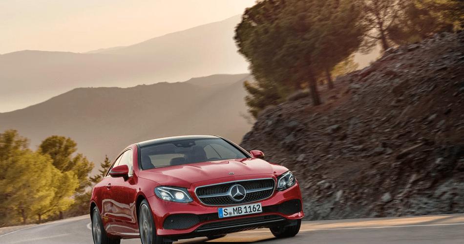 Auto Show de Detroit 2017: Mercedes-Benz E-Class Coupe