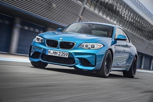 BMW rompió sus récords en 2016