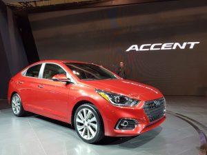 Hyundai Accent 2018, lanzamiento mundial en Toronto, Canadá