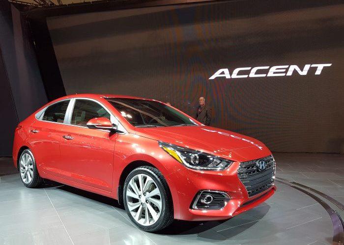 Hyundai Accent presente en Toronto | Memo Lira
