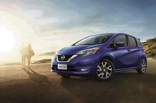 Nissan NOTE 2017, se pone al día