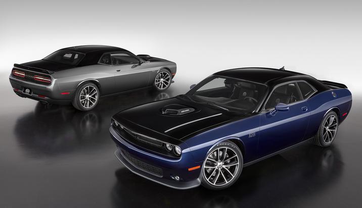 Auto Show de Chicago, Dodge Challenger Mopar ´17 derroche de poder