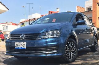 Vento de Volkswagen, a prueba desde el punto de vista femenino