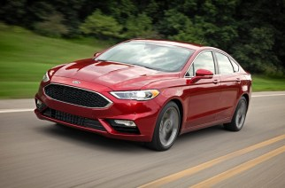 Ford Fusion Sport 2018, lo manejamos ya en México