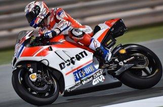 Dovizioso y Ducati lideran el inicio del Qatar Test