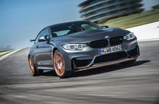 BMW M4 GTS, adrenalina pura… garantizada por agua