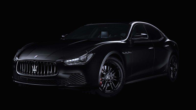 Auto Show de Nueva York 2017: Maserati Ghibli Nerissimo