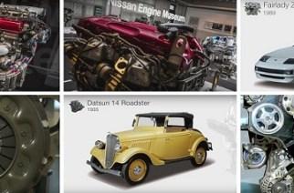 Nissan abre un museo del motor en Japón