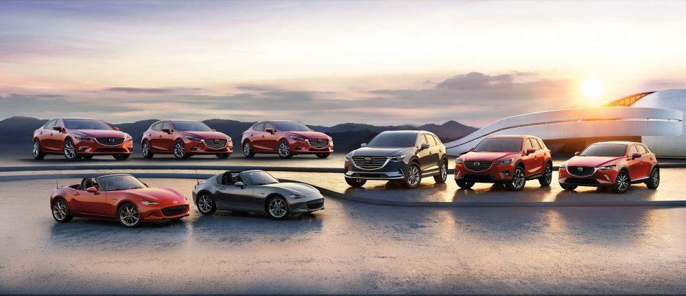Mazda lanzará el CX-8 para Japón
