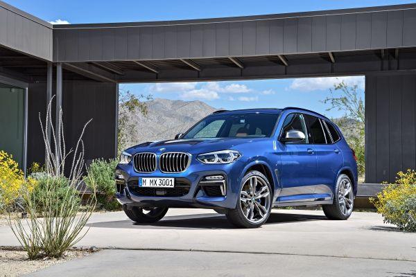 BMW X3, nueva generación, mejor en todo