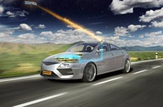 Probamos el auto del futuro: conectado, autónomo y eficiente