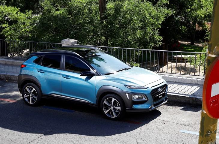 Hyundai KONA, nueva SUV lista para producción