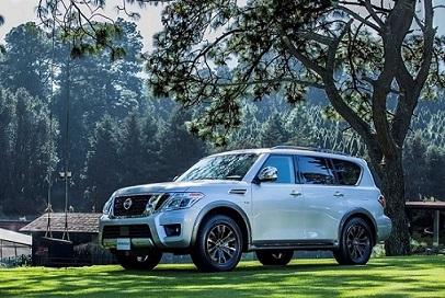 Nissan Armada 2017, la mejor SUV en el mercado estadounidense