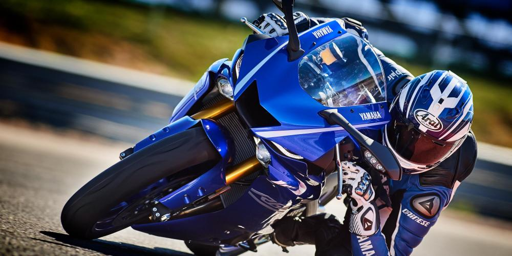 Nueva Yamaha R6 2017, la digna heredera Supersport