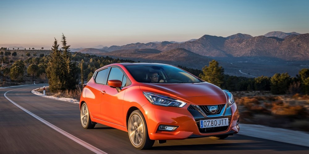 Nissan Micra (Europa) March 2018, pronto en México